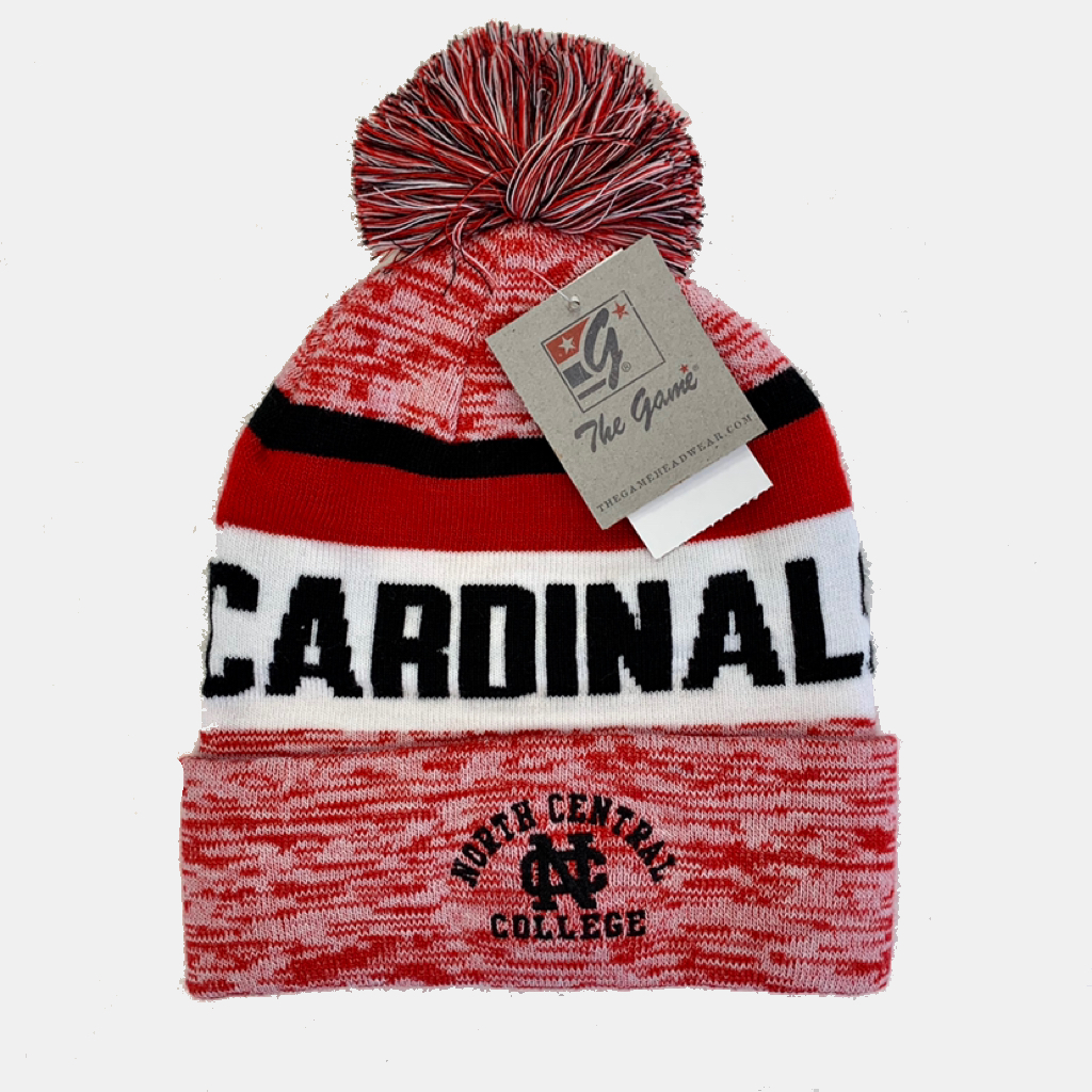 Image for the Roll Up Beanie w/Pom by The Game product