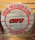 Image for the 20 Inch Round Weathered Wall Plaque product