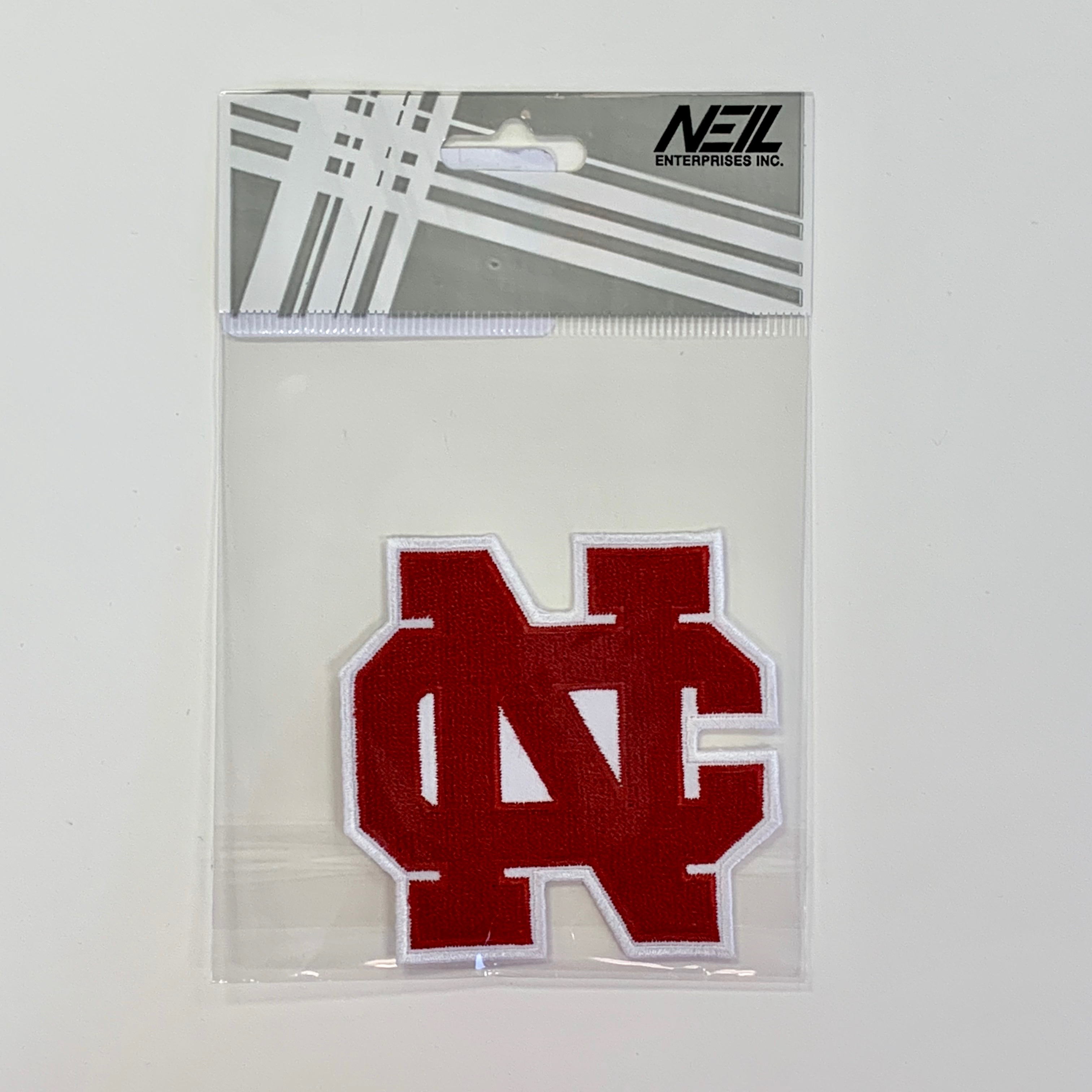 Image for the North Central College Embroidered Patch product