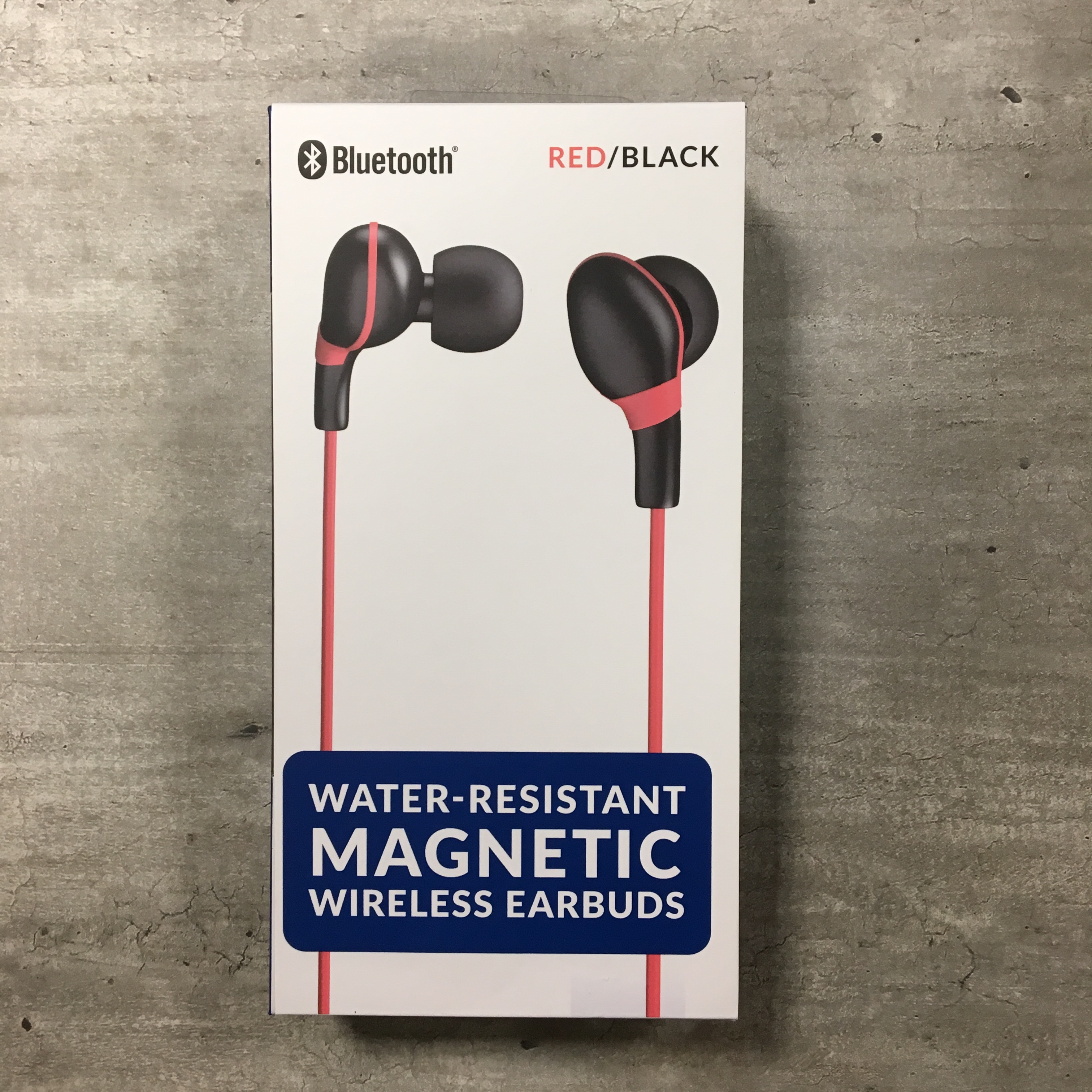 Alternative Image for the Earbuds Wireless w/Magnets, in ear indiCo BLUE product