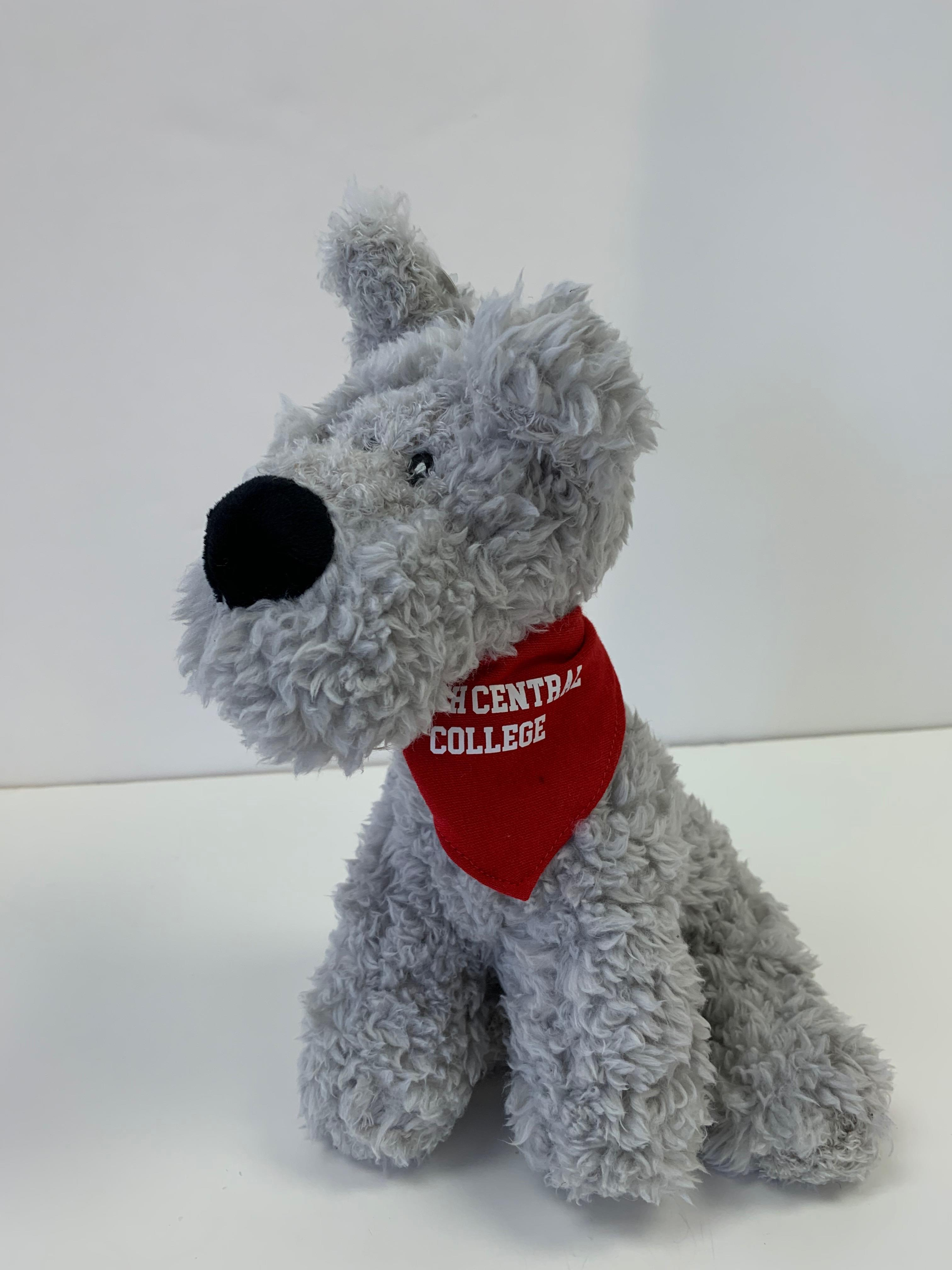 Image for the Mighty Tykes Plush Schnauzer product