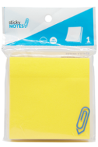 "Image for the 3"" x 3"" Sticky Notes product"