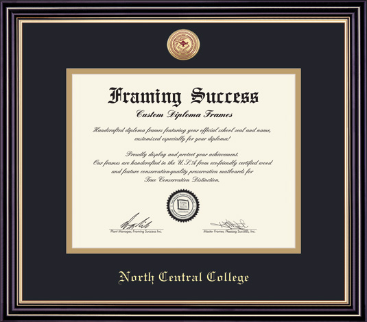 Image for the Prestige Diploma Frame by Framing Success product