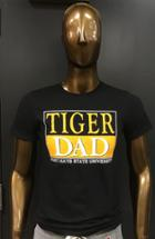 Image for the FHSU Dad/Grandpa T-Shirt, Black Gildan, Collegiate Trends product