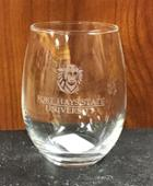 Image for the Stemless Wine Glass 15 oz. Campus Crystal product